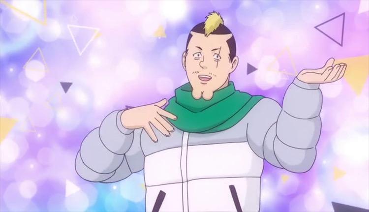 Nendou from The Disastrous Life of Saiki K. anime