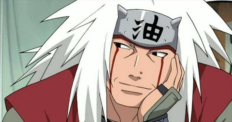 Jiraiya Naruto: Shippuden anime screenshot