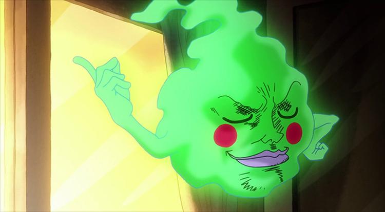 Ekubo Mob Psycho 100 anime character