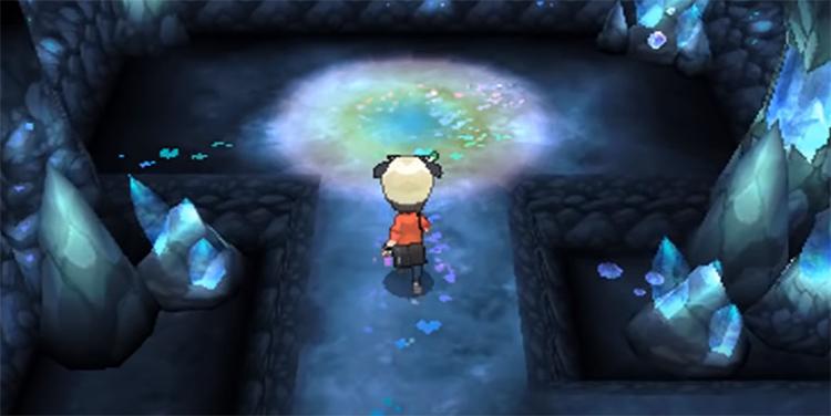 Pokemon Alakazam Mega Stone Location - X & Y