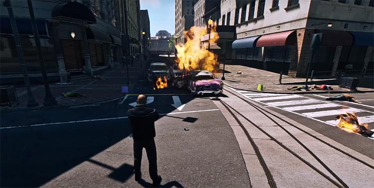 Car Bomb Mafia 3 Mod title