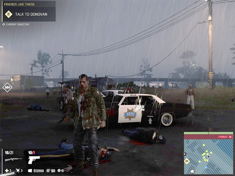 Invincibility Script Mafia 3 Mod gameplay screenshot