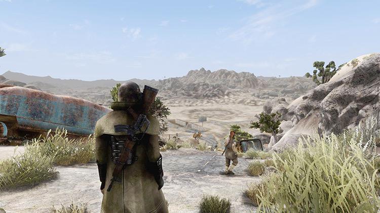 FNV Realistic Wasteland Lighting Mod screenshot