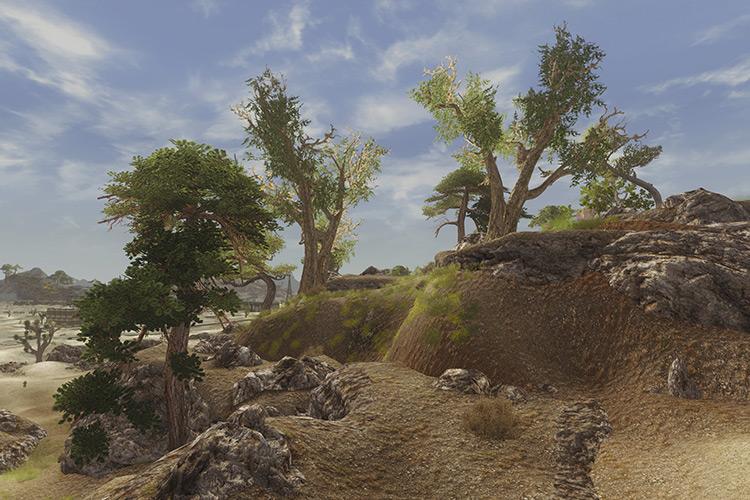 Wasteland Flora and Terrain Overhaul FNV Mod screenshot