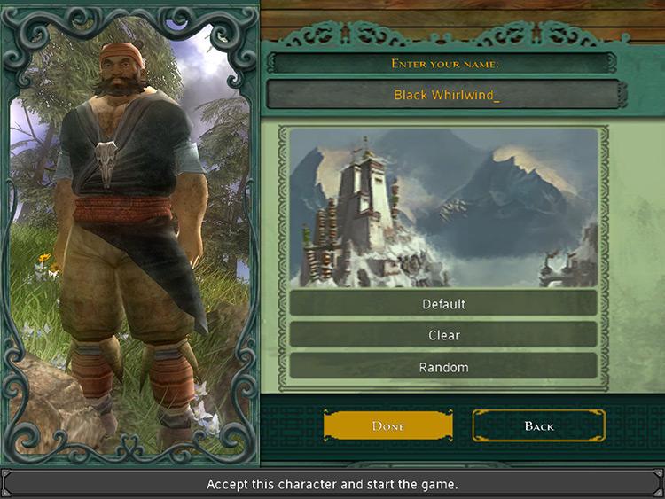 Play As... Jade Empire Mod