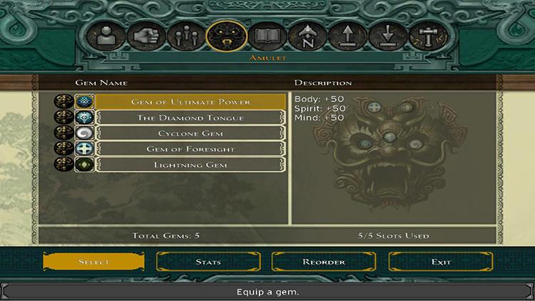 Cheats and God Items Jade Empire Mod