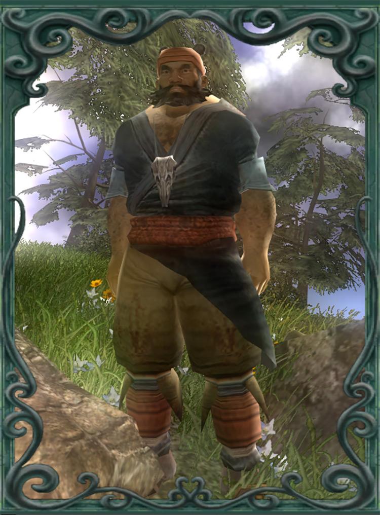 Playable Companions Jade Empire Mod screenshot