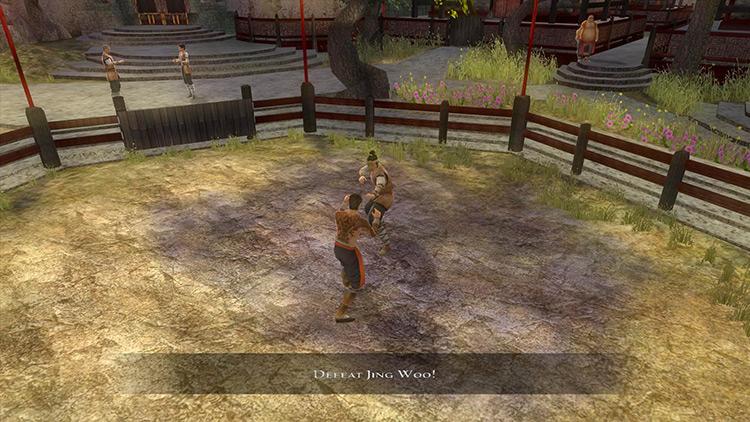 Option to Skip Tutorials Jade Empire Mod screenshot