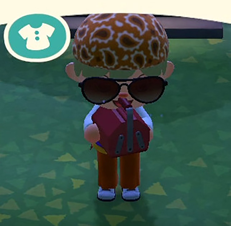 Consume Everything Animal Crossing: New Horizons Mod