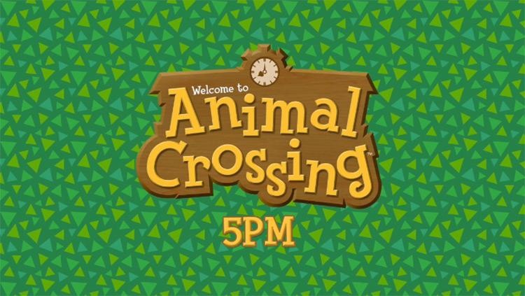 Animal Crossing GCN Hourly Music ACNH Mod