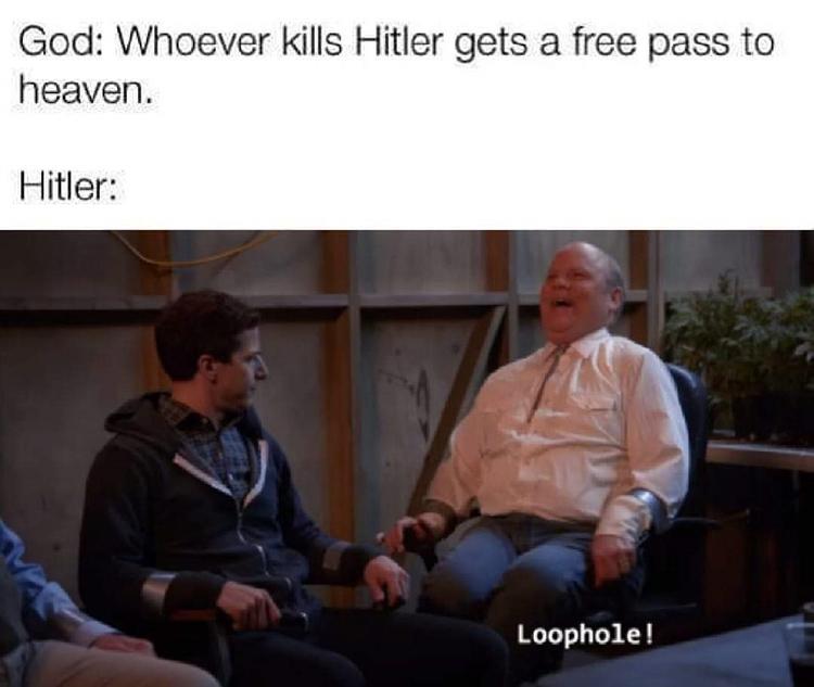 Hitchcock loophole meme