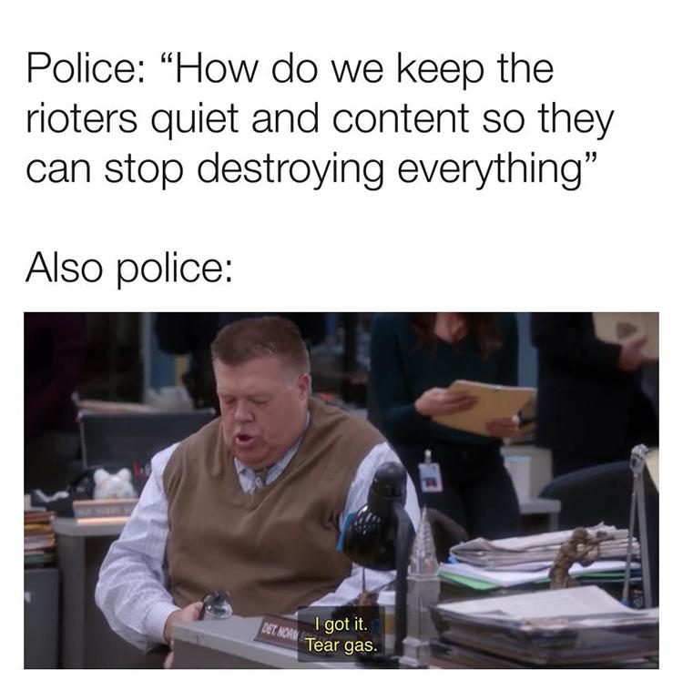B99 Scully meme