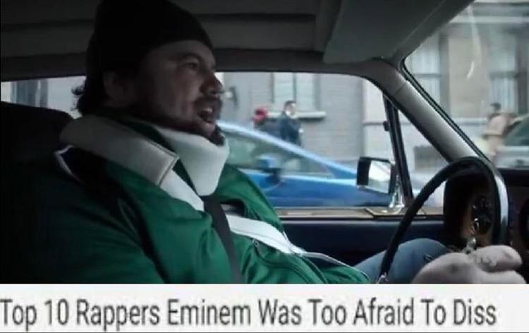 Worst wrapper B99 meme