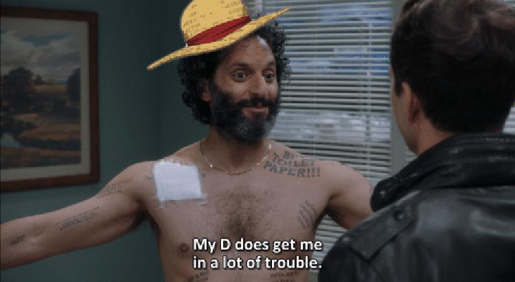 Pimento One Piece meme