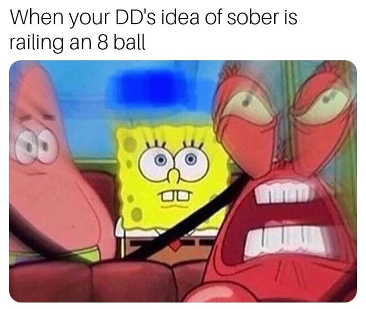 Mr krabs is the DD meme