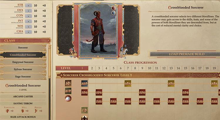 Eldritch Arcana (Updated) Pathfinder: Kingmaker mod