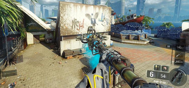 Custom Guns Megapack screenshot - CoD Black Ops 3