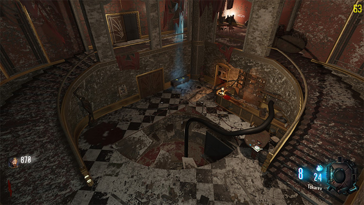 Death Tower Call of Duty: Black Ops III mod screenshot