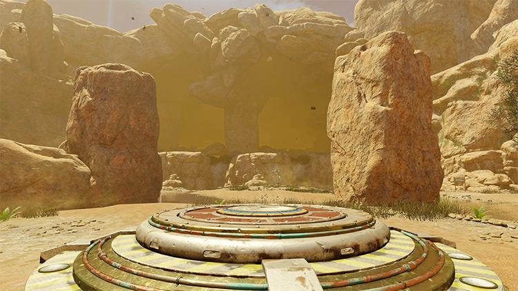 Rust Reimagined CoD: Black Ops III mod screenshot