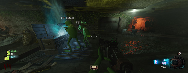 The Kermit Mod for Call of Duty: Black Ops III