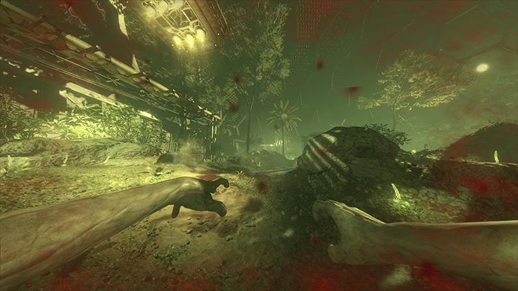 Turned Call of Duty: Black Ops III mod screenshot