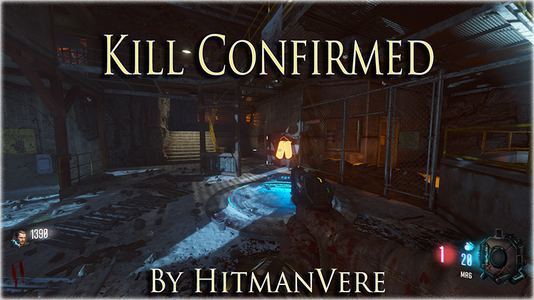 Kill Confirmed in Zombies Call of Duty: Black Ops III mod