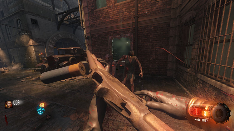 One in the Chamber Survival mod for CoD: Black Ops III