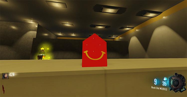 McDonalds Call of Duty: Black Ops III mod screenshot