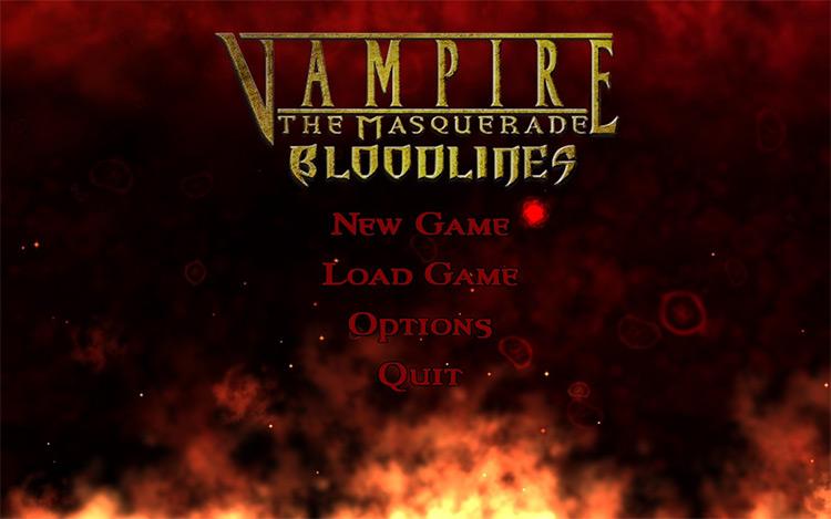 VTM Bloodlines Unofficial Patch mod screenshot