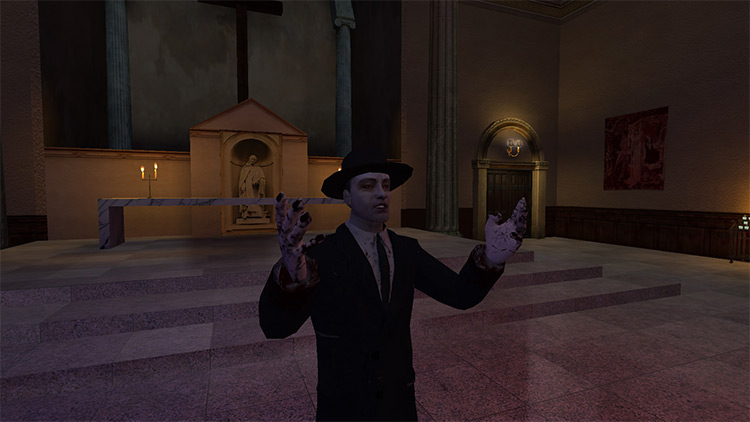 Clan Quest Mod for Vampire: The Masquerade – Bloodlines