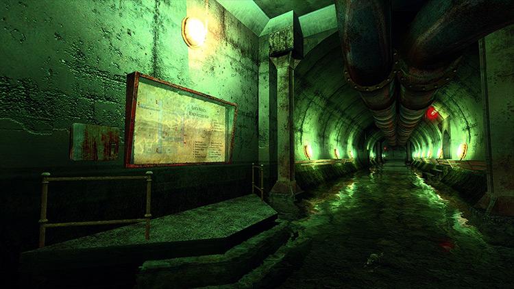 Dev0lved ENB Vampire: The Masquerade – Bloodlines mod screenshot