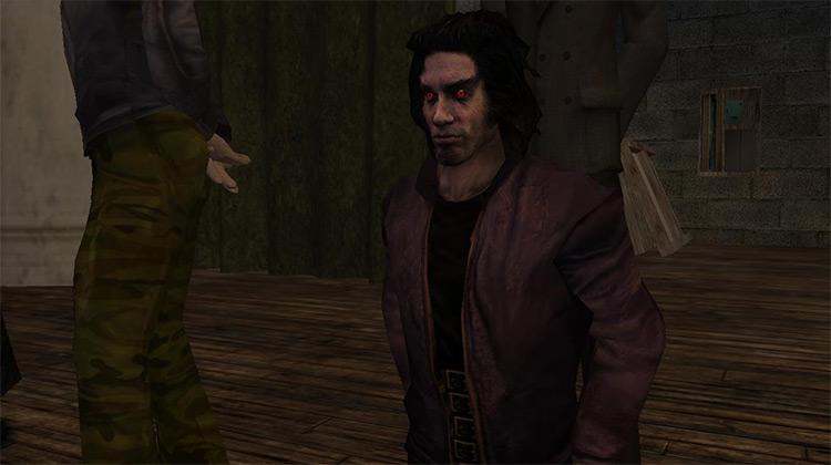 Playable NPCs Vampire: The Masquerade – Bloodlines mod screenshot