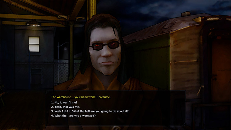Vamp Among Us ENB mod for Vampire: The Masquerade – Bloodlines