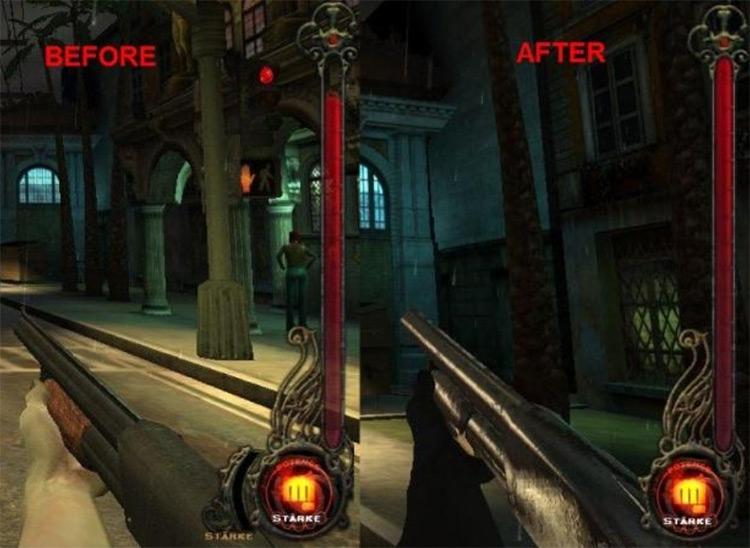 SilentMasqu Mod for Vampire: The Masquerade – Bloodlines