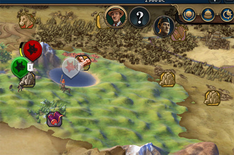 Extended Diplomacy Ribbon Civilization VI mod screenshot