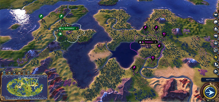 Best Map Mods For Civilization 6: The Ultimate Collection