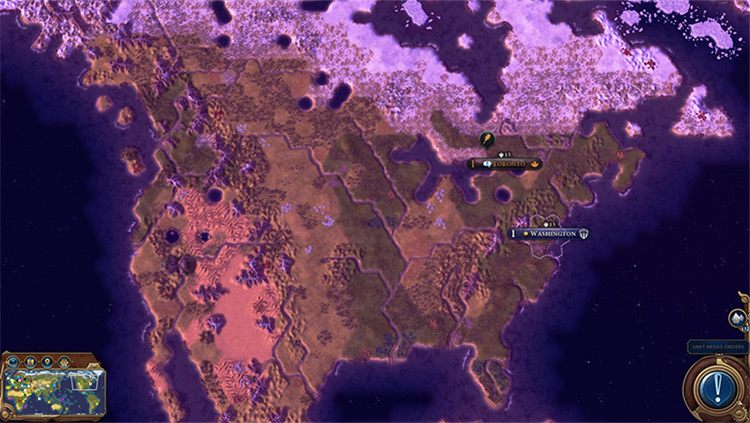 Yet (not) Another Map's Pack Civilization VI mod