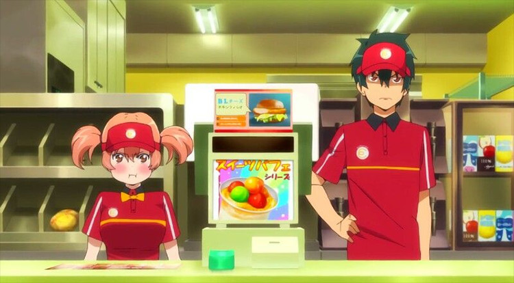 The Devil as a Part-Timer anime