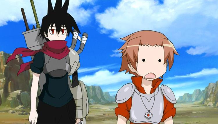 Senyuu. anime screenshot