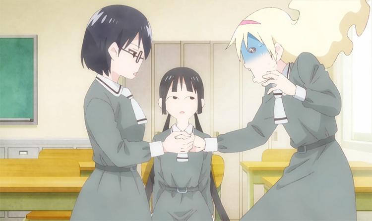 Asobi Asobase anime screenshot