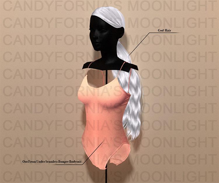 Sweetener Fan Pack Ariana Grande - The Sims 4