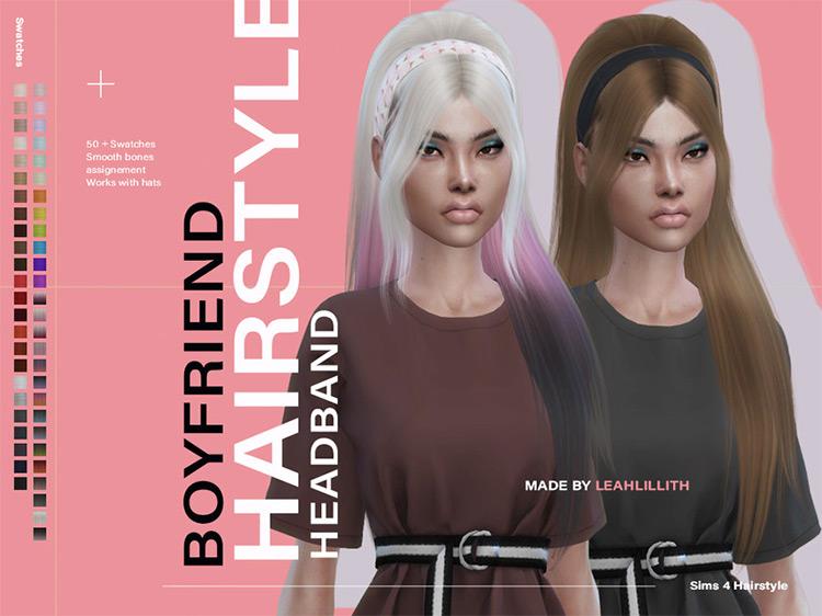 Boyfriend Music Video Look Sims 4 CC
