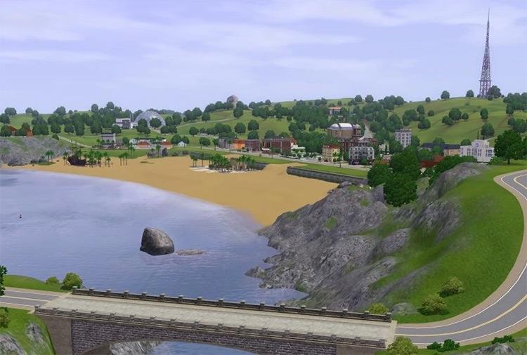 Barnacle Bay Sims 3