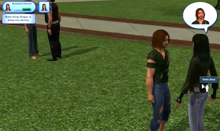 Kinky World Sims 3