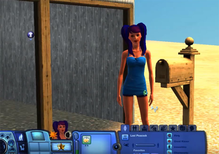 Woohooer mod for Sims 3