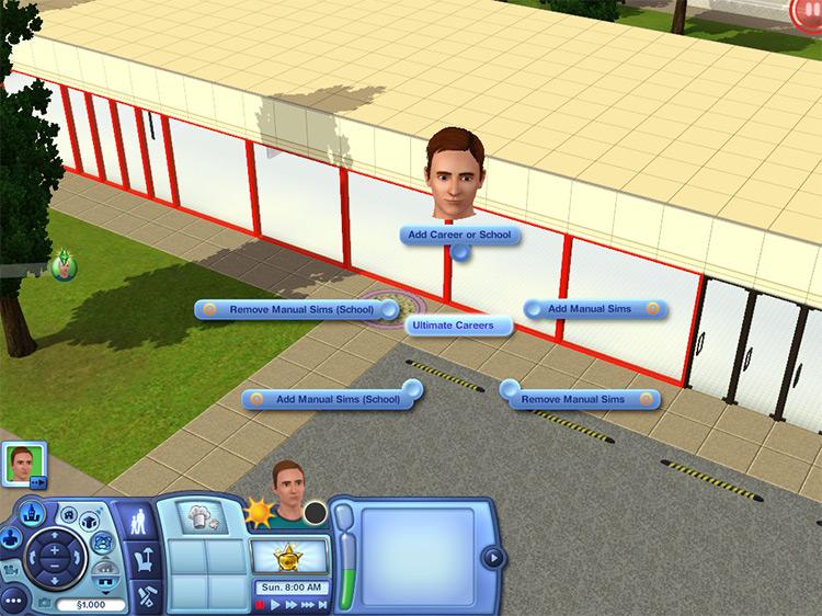 Zerbu's Ultimate Career Mod Sims 3