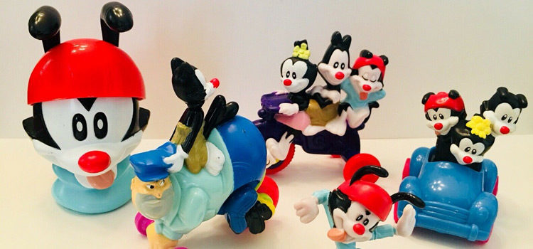 Wacky Animaniacs Toys, Collectibles, Plushies & Gift Ideas For All Ages