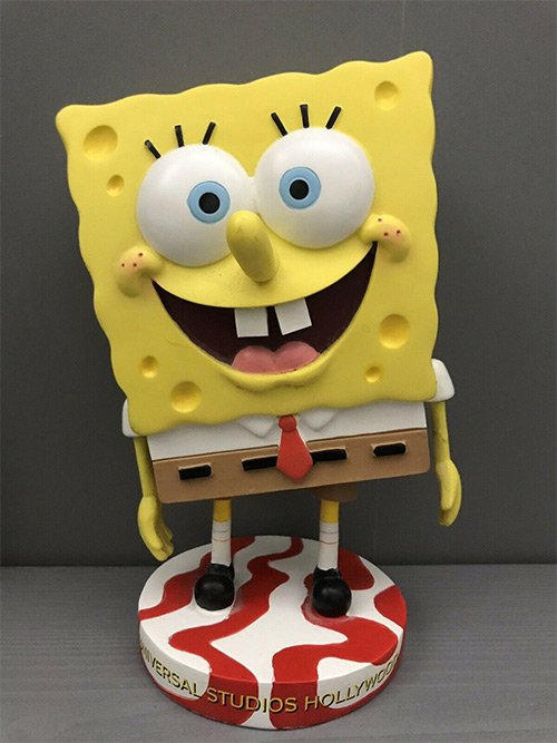 Rare SpongeBob bobblehead collectible