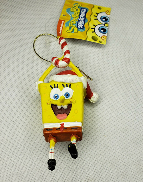 SpongeBob Christmas tree ornament collectible