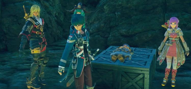 Star Ocean 5 cutscene HD screenshot